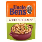 Uncle Ben's rice & grains 5 whole grains - 220g