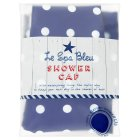 Le Spa Bleu shower cap -