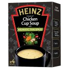 Heinz Cream of Chicken Soup with Thai Spice - 4x18g