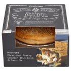 Waitrose chicken, ham hock & leek pie - 260g