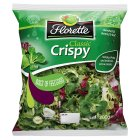 Florette crispy salad - 200g Brand Price Match - Checked Tesco.com 16/12/2013