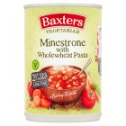 Baxters vegetarian minestrone - 400g Brand Price Match - Checked Tesco.com 19/11/2014