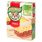 Dolmio original lasagne kit - 525g Introductory Offer
