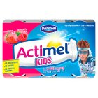 Actimel for kids strawberry & raspberry - 6x100g Introductory Offer