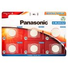 Panasonic lithium power CR2032 - 6s