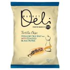Market Deli Walkers sea salt & pepper tortilla sharing crisps - 165g Brand Price Match - Checked Tesco.com 21/01/2015