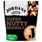 Jordans super nutty granola - 600g Brand Price Match - Checked Tesco.com 04/12/2013