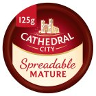Cathedral City Spreadable Mature Cheddar - 125g