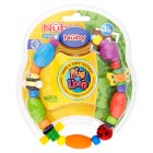 Nuby 3month+ teether bug a loop - each