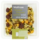 Waitrose Wild Rice Salad - 220g