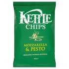 Kettle Chips mozzarella & pesto - 150g Brand Price Match - Checked Tesco.com 23/07/2014