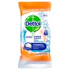 Dettol power & pure kitchen wipes - 72s