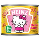 Heinz Hello Kitty pasta shapes