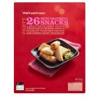 Waitrose 26 frozen mini oriental snacks - 522g