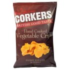 Corkers Sweet Potato with Chilli Crisps - 125g
