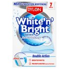Dylon white'n'bright 7 sheets - 7s Brand Price Match - Checked Tesco.com 27/08/2014