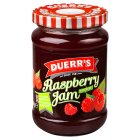 Duerr's seedless raspberry jam - 340g Brand Price Match - Checked Tesco.com 09/07/2014
