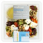 Waitrose WD Feta/Olive/Tom Tabbouleh Sld - 185g Introductory Offer