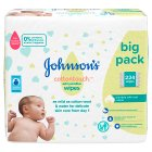 Johnson's Extra Sensitive Baby Wipes - 224s