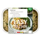 Waitrose Easy To Cook 2 salmon & smoked haddock gratin - 500g