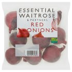 essential Waitrose red onions - 1kg