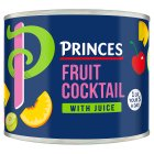 Princes fruit cocktail in light syrup