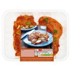 Waitrose 2 orange & chilli chicken breasts - 296g