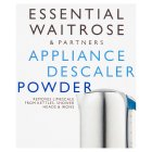 essential Waitrose appliance descaler powder sachet - 75g