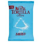 Kettle tortilla chips sea salted - 160g