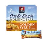 Quaker Oat So Simple Morning Cereal Bars golden syrup - 5x35g