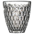 Waitrose Dining Diamond Pressed Glass Tumbler -