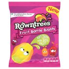 Rowntree's Fruit Bottle Blasts sharing bag
