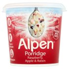 Alpen porridge raspberry, apple & raisin - 60g