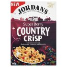 Jordans super berry country crisp - 500g