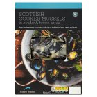 Scottish Shellfish Scottish mussels in cider & bacon sauce - 450g