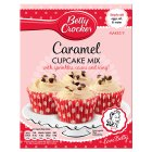 Betty Crocker caramel cupcake mix
