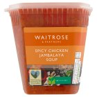 Waitrose chicken jambalaya - 600g