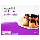 essential Waitrose frozen profiteroles - 300g