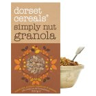 Dorset Cereals simply nut granola - 550g Brand Price Match - Checked Tesco.com 30/07/2014