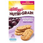 Nutri-Grain breakfast biscuits oats & honey - 6x44g Brand Price Match - Checked Tesco.com 27/08/2014