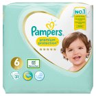 Pampers - 31s Size 6