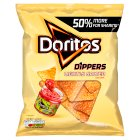 Doritos lightly salted sharing tortilla crisps - 225g
