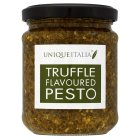 Unique Italia truffle flavoured pesto
