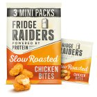 Fridge Raiders Slow Roasted Flavour Mini Chicken Bites - 3x25g