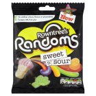 Rowntree's randoms sweet n sour - 150g Brand Price Match - Checked Tesco.com 28/07/2014