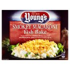 Young's smokey macaroni fish bake - 320g Brand Price Match - Checked Tesco.com 16/04/2014