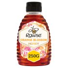 Rowse orange blossom honey - 250g