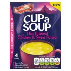 Batchelors Cupa Soup Thai Chicken & Sweet Potato - 4s