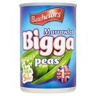 Batchelors marrowfat bigga peas - drained 180g Brand Price Match - Checked Tesco.com 27/07/2016