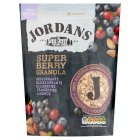Jordans super berry granola - 600g Brand Price Match - Checked Tesco.com 09/12/2013